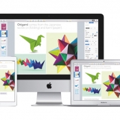 iWork voor de iPhone, iPad, MacBook en iMac.