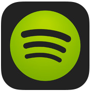 Spotify iPad iPhone logo