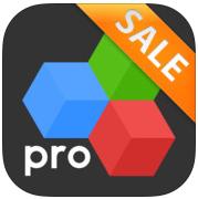 OfficeSuite Professional iOS iPhone iPad
