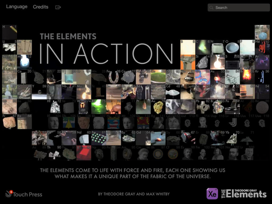 elements in action ipad