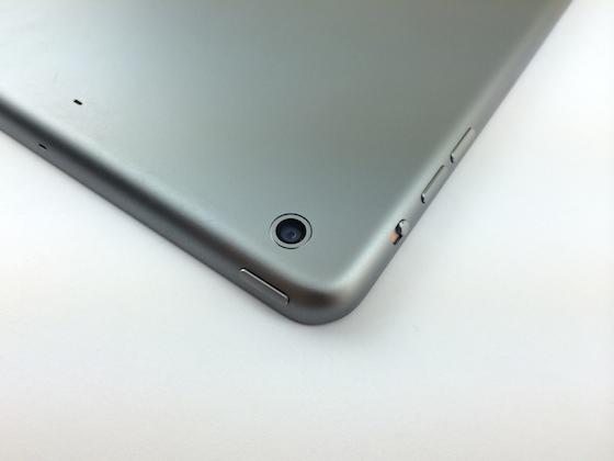 iPad mini Retina camera