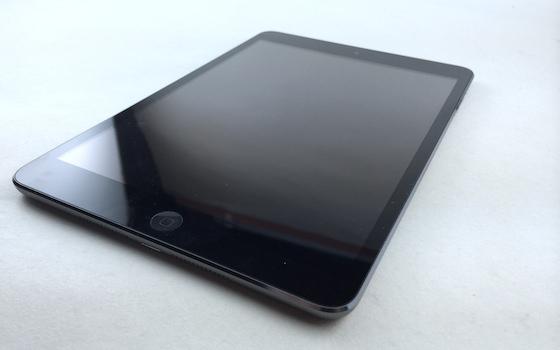 iPad mini Retina schuin volledig