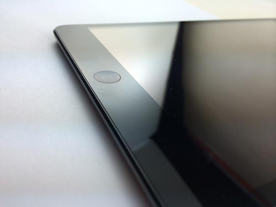 iPad mini Retina homeknop