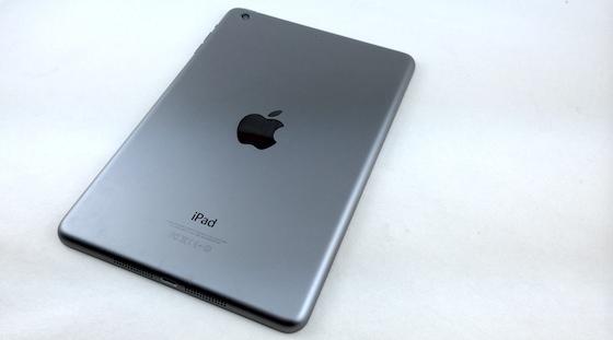 iPad mini Retina achter volledig