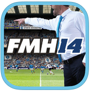 Football Manager Handheld 2014 iPad iPhone
