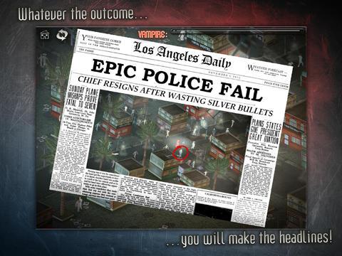 Dark Day LA krantbericht