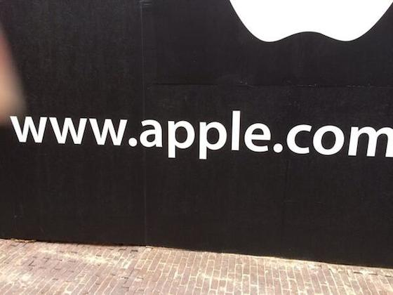 Apple Store Haarlem Twitter 3