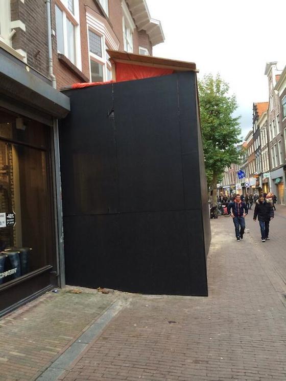 Apple Store Haarlem Twitter 4