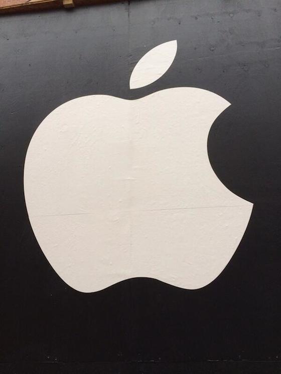 Apple Store Haarlem Twitter 2
