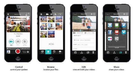 Quebee app