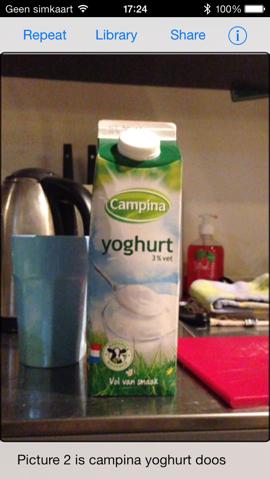 campina yoghurt taptapsee