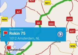CoPilot GPS goedkope navigatie-app iPhone iPad