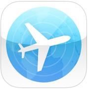 FlightTrack 5 iPhone vluchten volgen