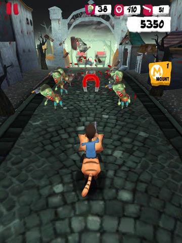 ICS Zombie Killer Squad iPad iPhone