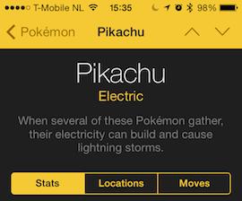 Oak Pikachu