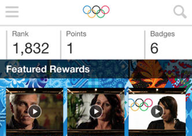 Olympische Winterspelen-app iPhone
