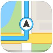 GPS Navigatie Skobbler 5.0 iPhone iPad