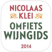 Omfietswijngids 2014 iPhone-app