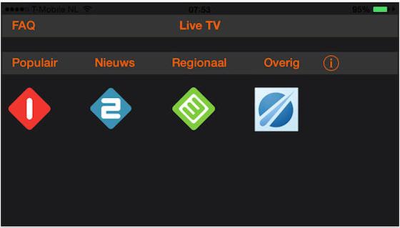 tv kijken populair