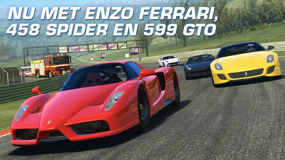 Real Racing 3 Ferrari screenshot