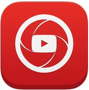 YouTube Capture iPhone iPad video monteren
