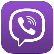 Viber iPhone bellen en texten