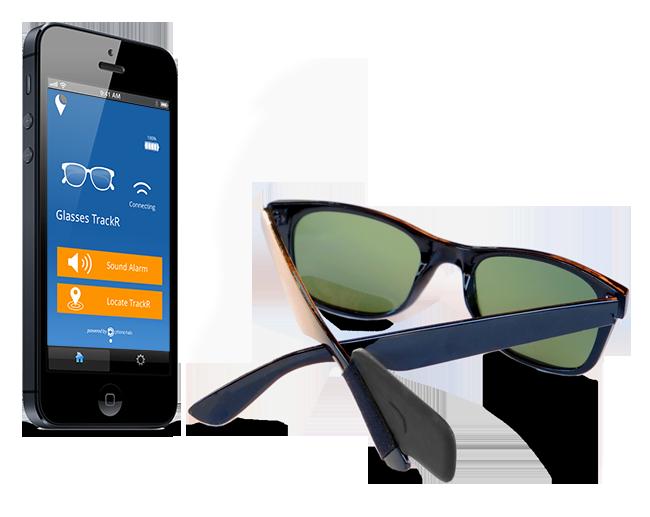 Glasses TrackR