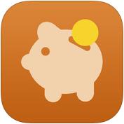 Uitgaven iPhone iPad huishoudboekje-app
