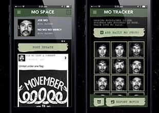 movember-mobile-app
