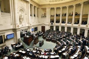 belgisch parlement