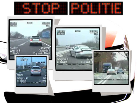 Stop Politie iPad iPhone app iOS