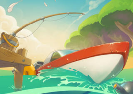 ICS Little Boat Rush header iOS