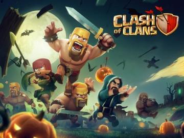 ICS Clash of Clans update terreur iOS