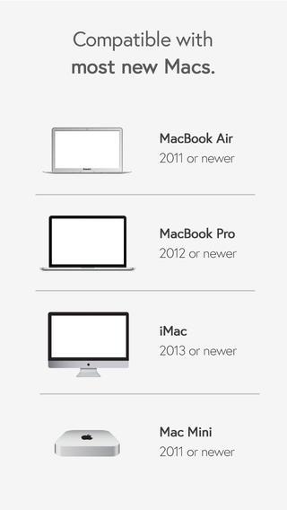 Knock compatibiliteit iPhone Macs