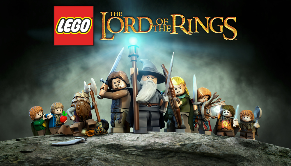 ICS Lego Lord of the Rings iPhone iPAd