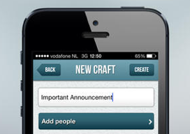 Craft for Twitter iPhone header