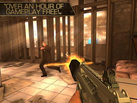 ICS Deus Ex The Fall Lite iOS