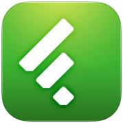 Feedly iPhone iPad vernieuwd iOS 7