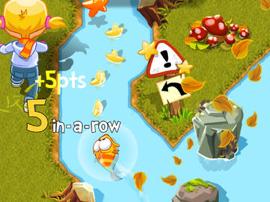 iOS 7 controller games Chasing Yello