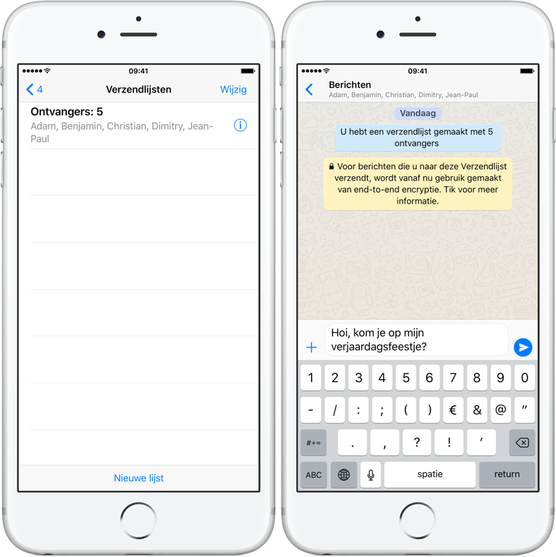 Tekst Iphone Whatsapp Kopieren Naar Facebook