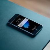 Voorvertoning in iMessage op de iPhone.
