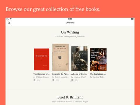 Readmill gratis boeken iPad