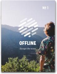 offline magazine