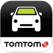 TomTom West_Europa iOS 7 uiterlijk