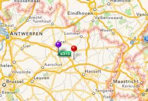 kaart-belgie