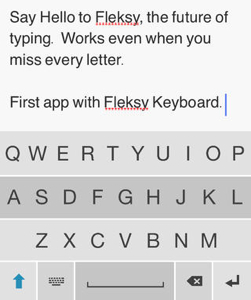 fleksy wordbox