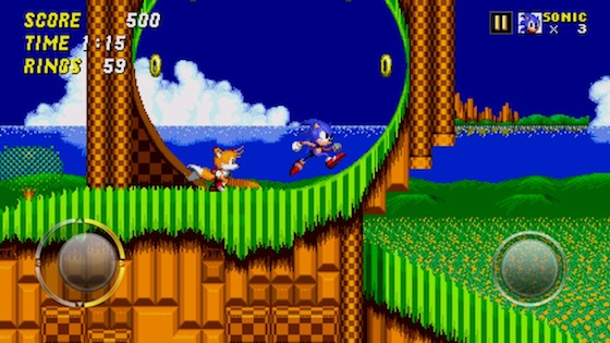 Sonic 2 iOS 560