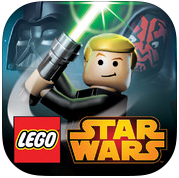 Lego Star Wars gratis voor iPad iPhone
