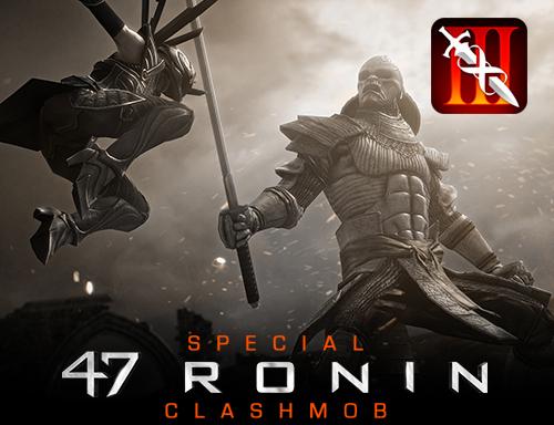 Infinity Blade 3 47 Ronin