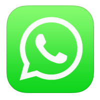 WhatsApp iOS 7-logo